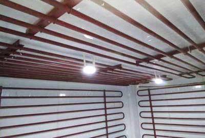 1000 MW塔式锅炉水冷壁垂直段组合安装方案分析_no.1136