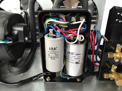 通过LED系统介绍冷水机组结构,分析和解决故障_no.42