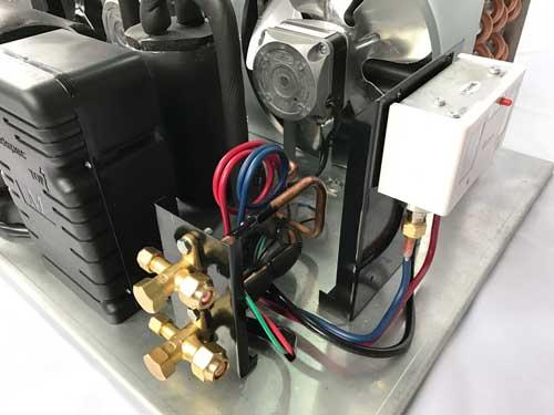 寻找650 MW凝汽式冷凝器真空功率真空泄漏点的注意事项和方法_no.805