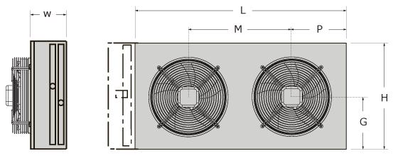 INH冷凝器图稿