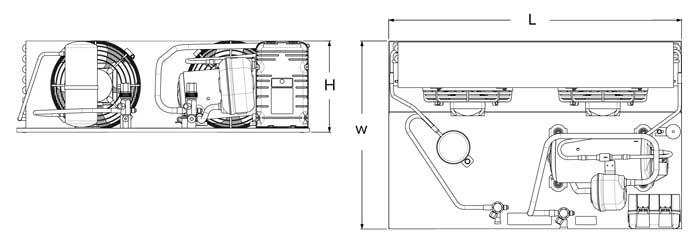 RCU_外形尺寸配图