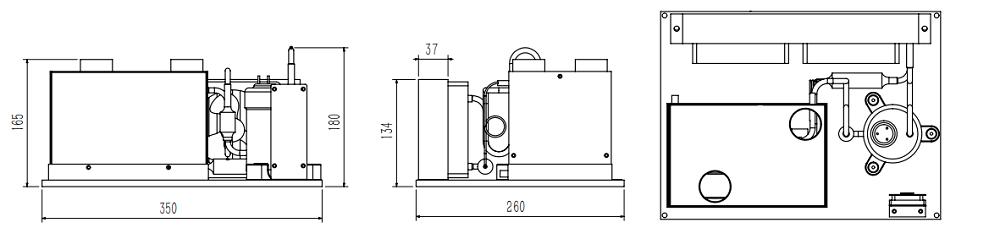 空调型三维图